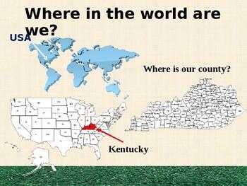 Kentucky History PowerPoint - Part I