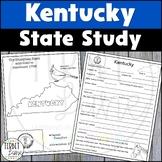 Kentucky History and Symbols Unit Study