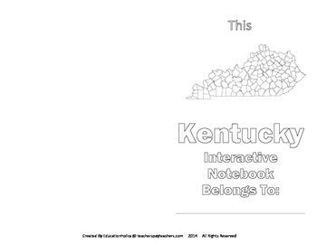 Kentucky Interactive Notebook