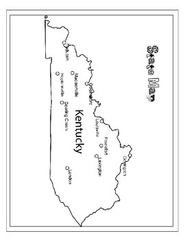 Kentucky Reading Packet