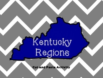 Kentucky Regions cut and paste activity