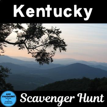 Kentucky Scavenger Hunt