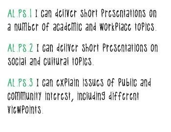 Kentucky Standards for World Language Proficiency (Advanced)