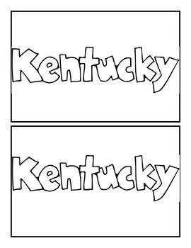 Kentucky State Book