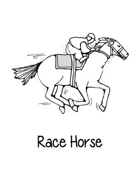 Kentucky State Coloring Pages