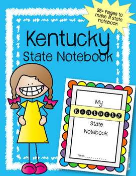 Kentucky State Notebook. US History and Geography
