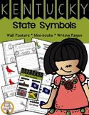 Kentucky State Symbols Notebook