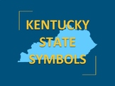Kentucky State Symbols Presentation