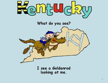 Kentucky State Symbols Teacher Book