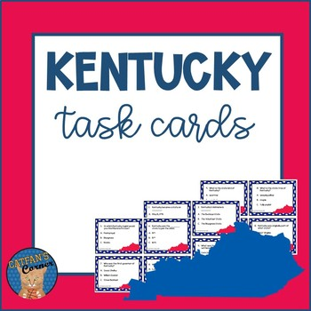 Kentucky Task Cards