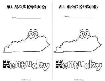 Kentucky Webquest Common Core Research Mini Book