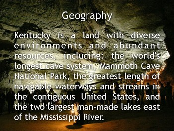Kentucky and Kentucky Derby Powerpoint Presentation