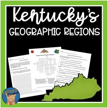 Kentucky's Geographic Regions