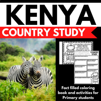Kenya Booklet Country Study