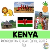 Kenya: An Introduction to the Art, Culture, Sights, and Food