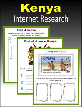 Kenya (Internet Research)