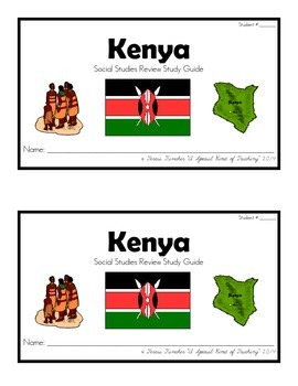 Kenya: Review Study Guide Booklet