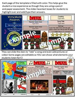 Kenya World Music Digital Passport