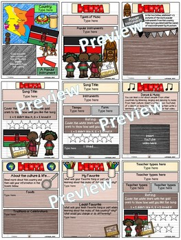 Kenya World Music Digital Passport