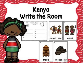 Kenya Write The Room