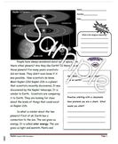 Kepler 22B Informational Text Unit Include Science and Mat