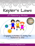 Kepler's Laws of Planetary Motion - STEM Space Activities
