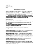 Kera Activity Physical Education (kicking) and Math