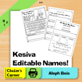 Kesiva Editable Names!
