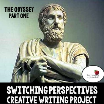 The Odyssey - Creative Writing Characterization Project
