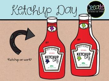 Ketchup Day!