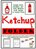 Ketchup Folder