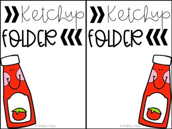 Ketchup and Pickle Time {Editable}