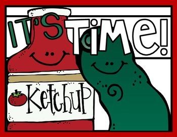 Ketchups and Pickles [Motivation to Complete Unfinished Work]