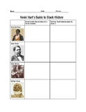 Kevin Hart's Guide to Black History Worksheet