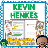 Kevin Henkes Author Study - 6 Week Unit Bundle