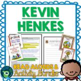 Kevin Henkes Author Study - 6 Week Unit Bundle