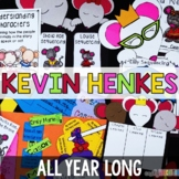 Kevin Henkes Author Study Activities, Crafts, Printables, and More!