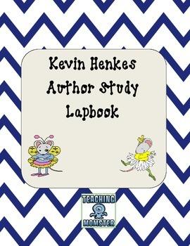 Kevin Henkes Author Study Lapbook