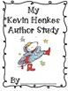 Kevin Henkes Author Study Writing Packet- Printable!