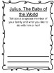 Kevin Henkes Author Study Writing Packet!