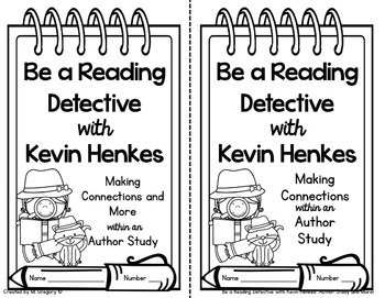 The Ultimate Kevin Henkes Author Study and MORE!