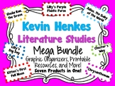 Kevin Henkes Literature Studies Mega Bundle - UPDATED!
