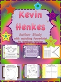 Kevin Henkes Author Study with matching PowerPoint