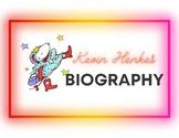 Kevin Henkes Biography Reader