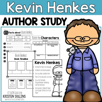 "Kevin Henkes ""Click-and-Print"" Book Bundle"