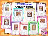 Kevin Henkes Craftivity Bundle (9 Craftivities!)