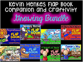Kevin Henkes Flap Book Companion and Craftivity 8 Book GROWING BUNDLE