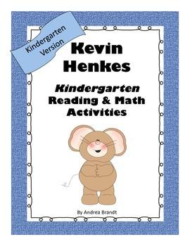 Kevin Henkes ILA & Math (Kindergarten)