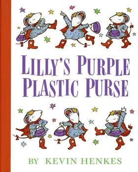 Kevin Henkes (Lilly's Purple Plastic Purse - Vocabulary)