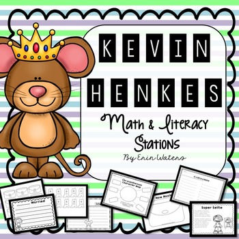 Kevin Henkes Math & Literacy Activities!